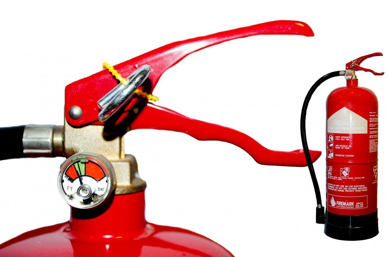 La manutenzione estintori: un processo costante