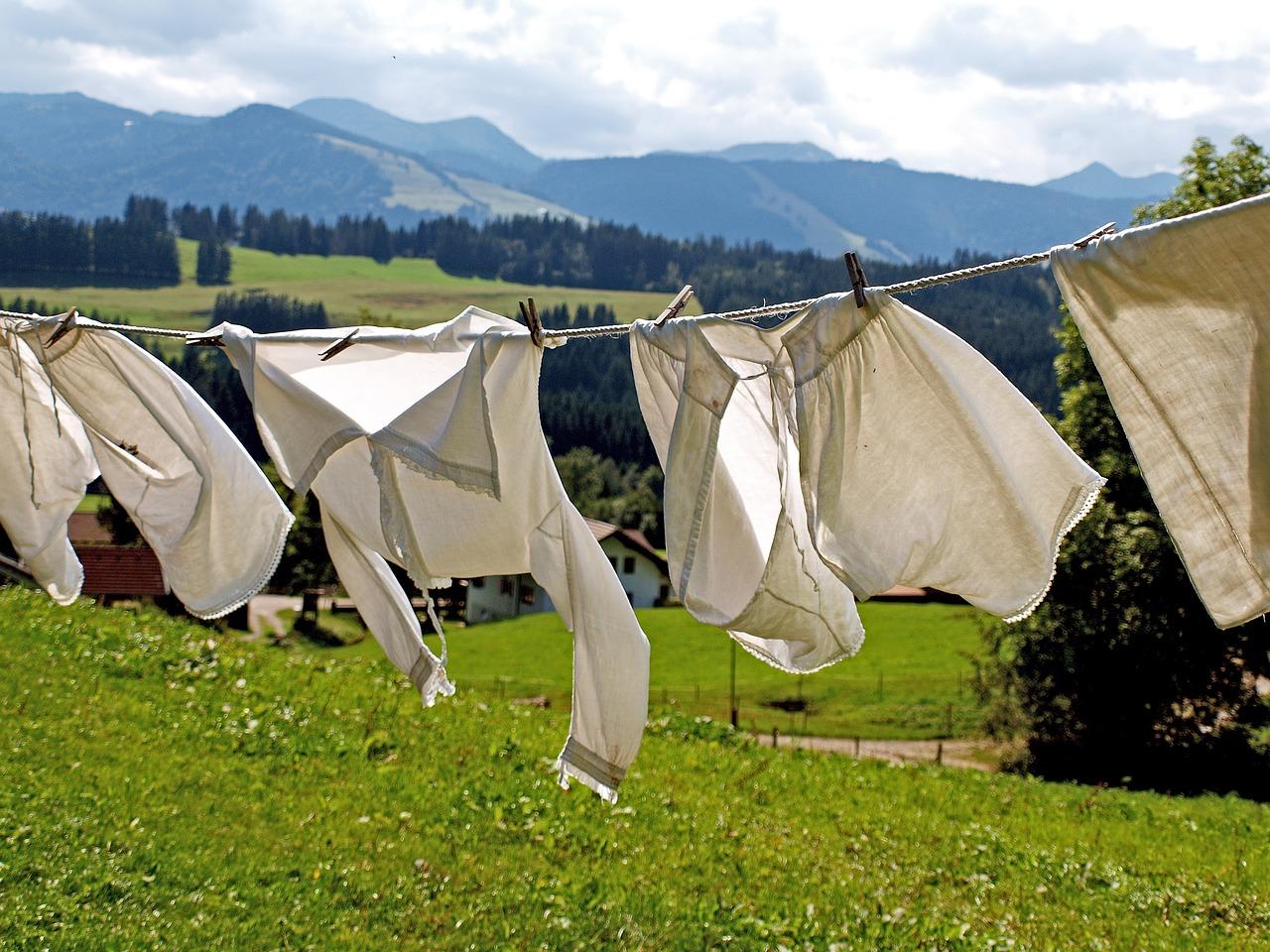 Integriamo a fine mese con una lavanderia a gettoni