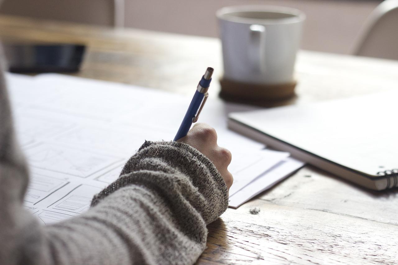 Scrivete? Ecco qualche consiglio per prendervi cura di voi